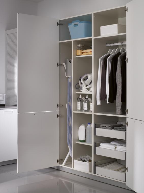 Galer a de muebles de cocina discesur madrid for Muebles de lavadero