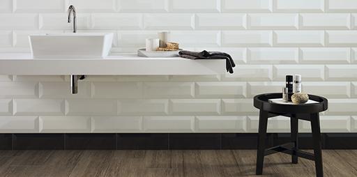 Azulejos para ba o muebles de ba o discesur decoraci n - Alicatados de cuartos de bano ...