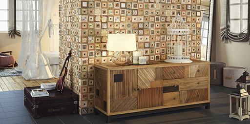 Cer mica interior discesur madrid - Pavimentos ceramicos interiores ...