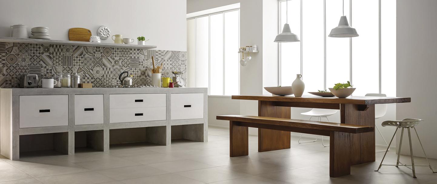Discesur venta de cer mica equipamiento ba o cocinas - Suelos para cocinas rusticas ...