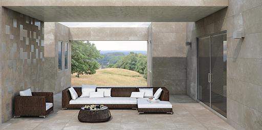 Ceramica para fachadas exteriores excellent crea tu - Ceramica para fachadas exteriores ...