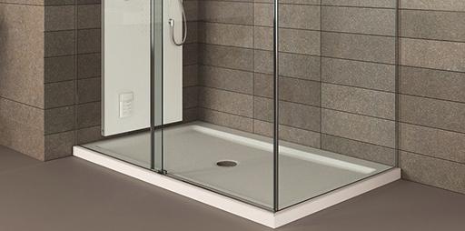 Platos de ducha sanitarios discesur decoraci n en madrid - Platos de ducha aki ...