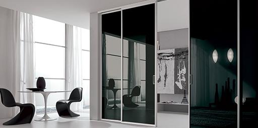 Puertas correderas puertas discesur decoraci n en madrid - Puertas correderas para separar ambientes ...