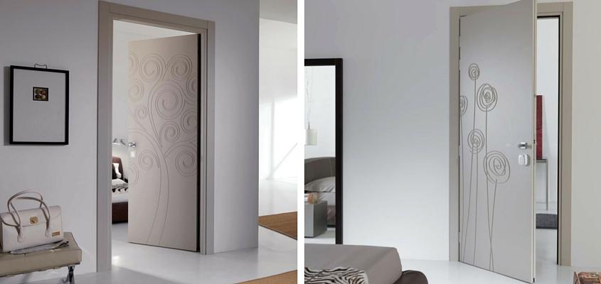 Ltimas tendencias en puertas de interior discesur for Lo ultimo en puertas de interior
