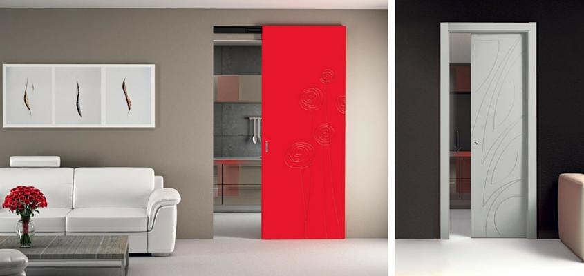 Ltimas tendencias en puertas de interior discesur - Puertas de interior bricomart ...