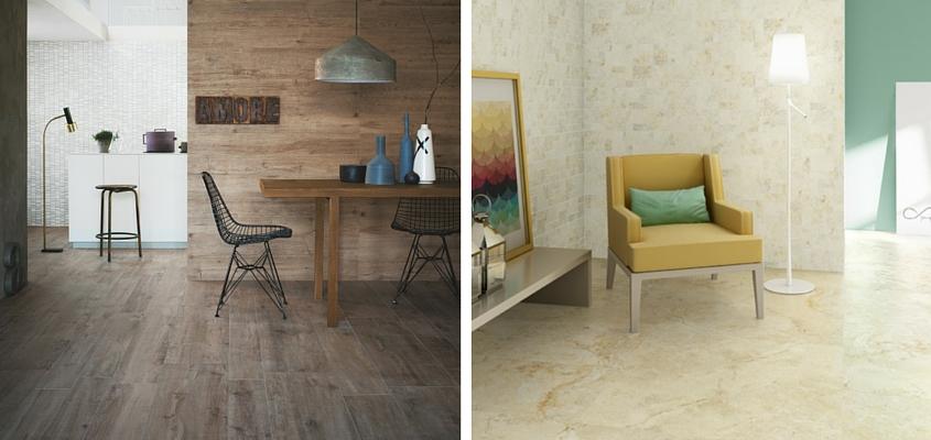 Suelos de madera y de cer mica ventajas e inconvenientes - Suelos ceramicos interior ...