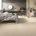 Habitación con piso y parades de GRES PORCELÁNICO