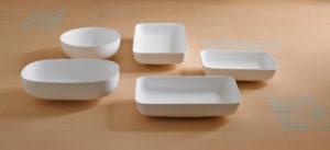 Tipos de lavabos por su forma