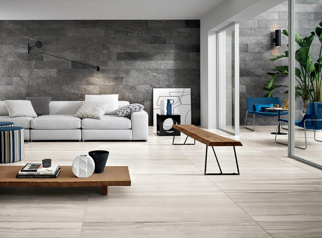Diseño de la gama Stone Mix de Italgrantini