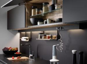 Tendencias en decoración de cocinas: negro
