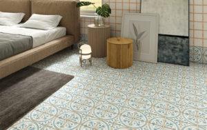Azulejos de cerámica envejecida para dormitorios