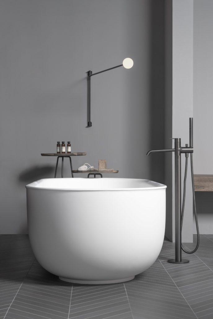 Bañera de diseño de Inbani.