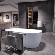 Diseño del Showroom de Pinto de Discesur.
